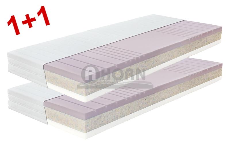 AHORN 1+1 matrace Delvia 90x200 cm
