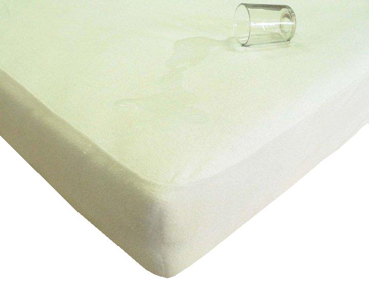 Tanatex Chránič matrace proti vlhkosti- prostěradlo froté 160x200 cm