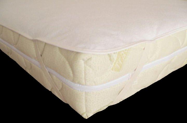 Tanatex Chránič matrace proti vlhkosti - gumy v rozích froté 160x200 cm