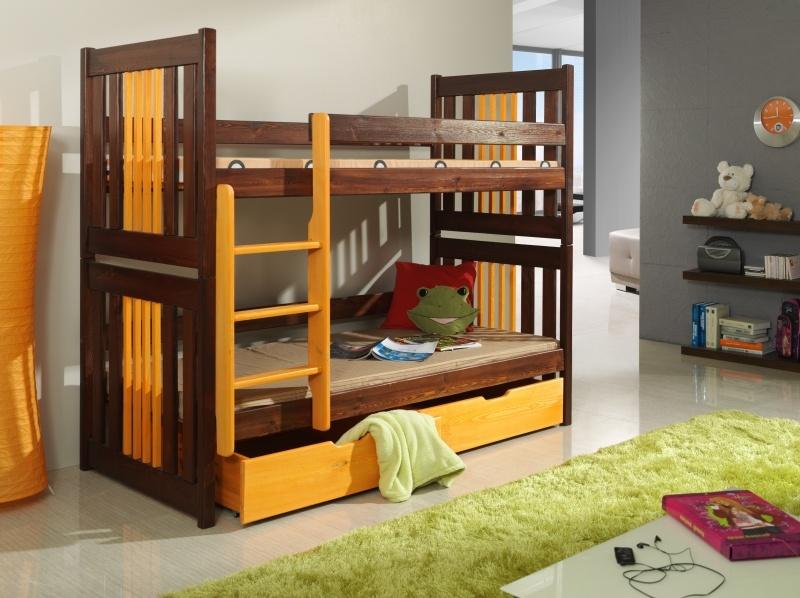 MebloBed Patrová postel Kornel 80x200 cm