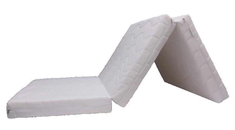 e-matrace.com Skládací matrace Deluxe Primo - 10 cm