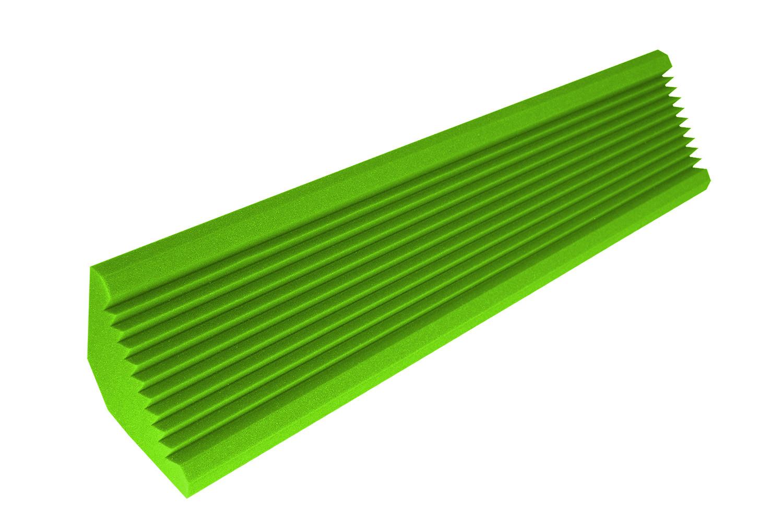Mega-acoustic Basová past (bass trap) MP-1 zelená