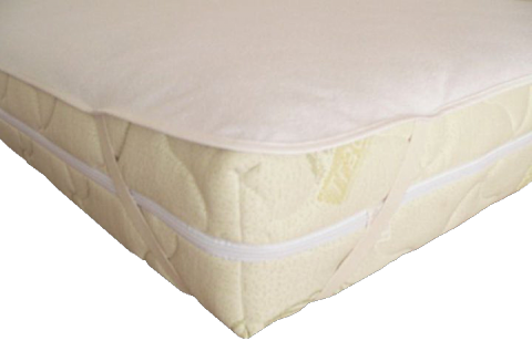 Tanatex Chránič matrace proti vlhkosti - gumy v rozích jersey 140x200 cm