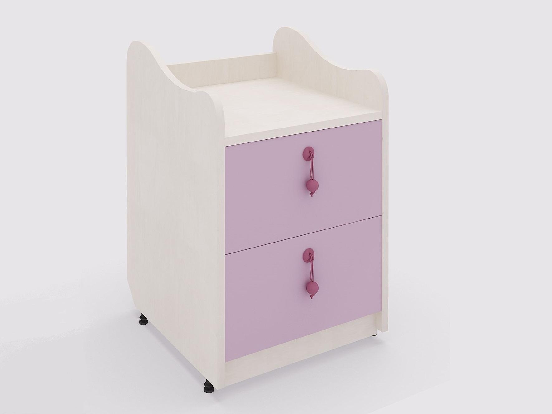 Lenza Dětský noční stolek Mia 44x65x45 cm