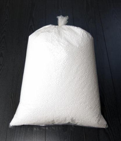 Tanatex Náplň do sedacích vaků - polystyrénové kuličky 20 litrů