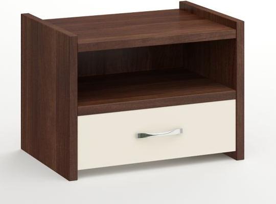 MebloBed Noční stolek Modena - bukový masiv