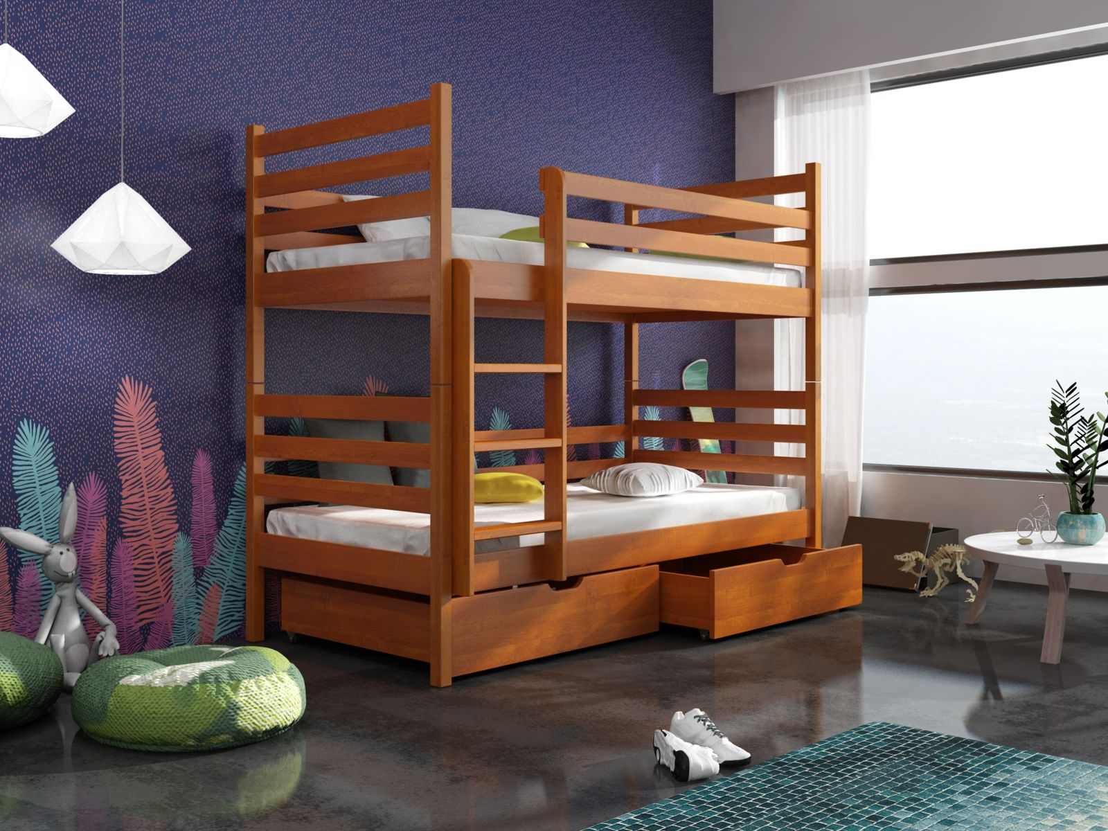 Lano Meble Patrová postel Nemo