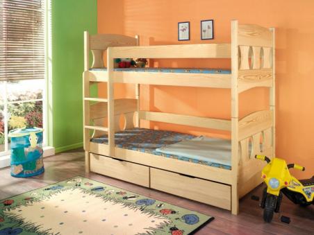 MebloBed Patrová postel Wiktor 80x200 cm