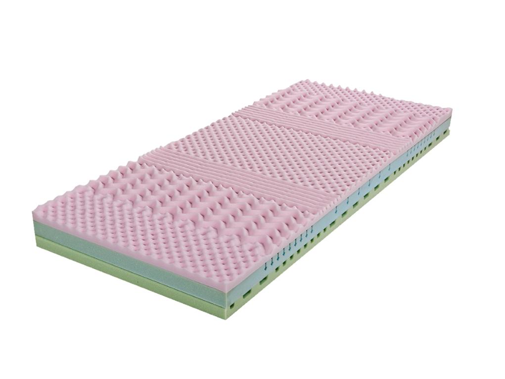 HG Style Pěnová matrace Calibry Visco 160x200 cm