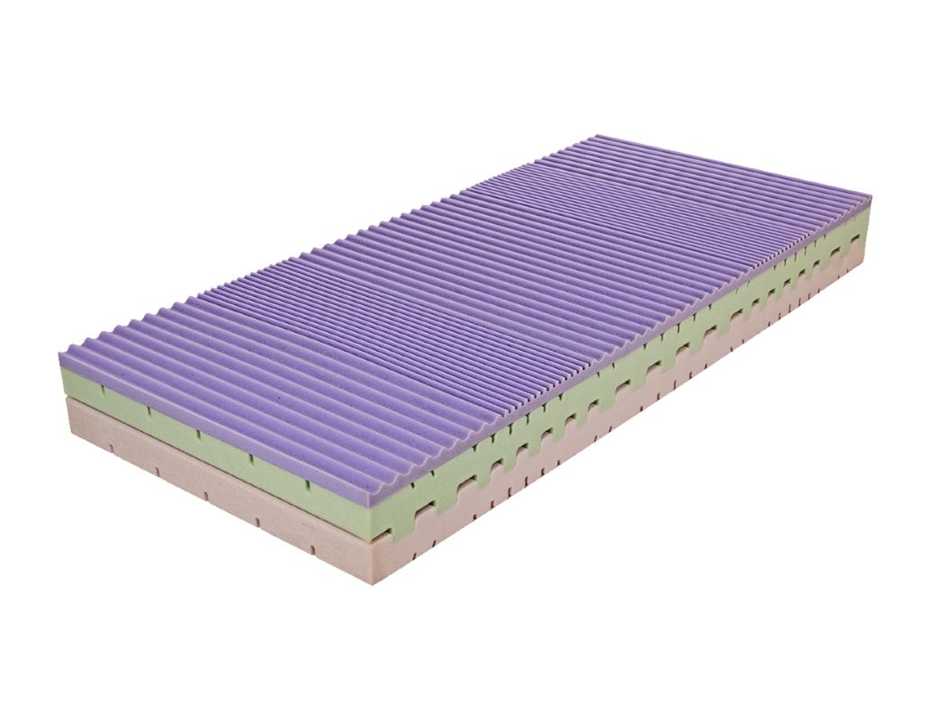 HG Style Pěnová matrace Dara Bio 160x200 cm
