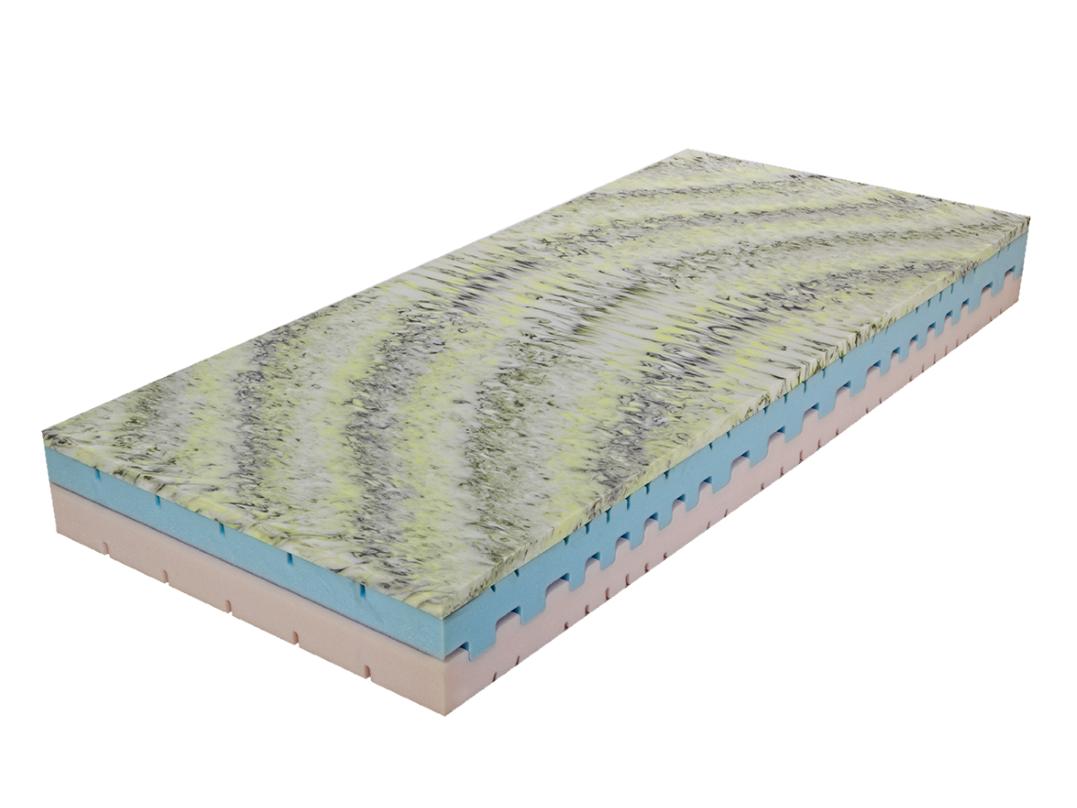 HG Style Pěnová matrace Dara Tyger 160x200 cm