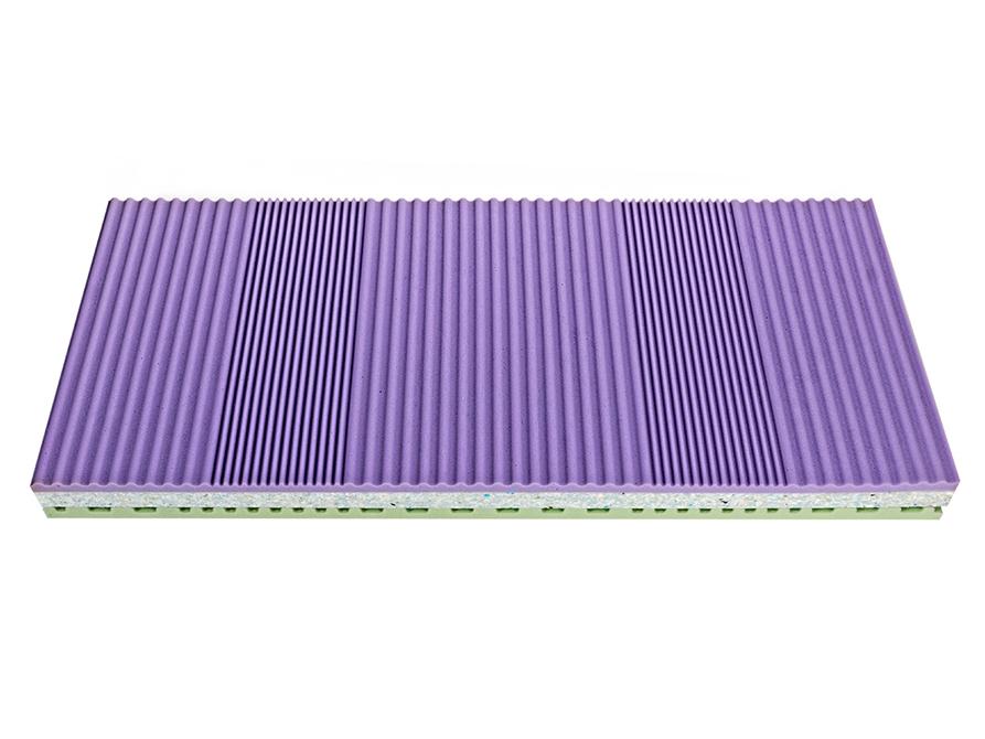 HG Style Pěnová matrace Lucida Lux 17 85x195 cm