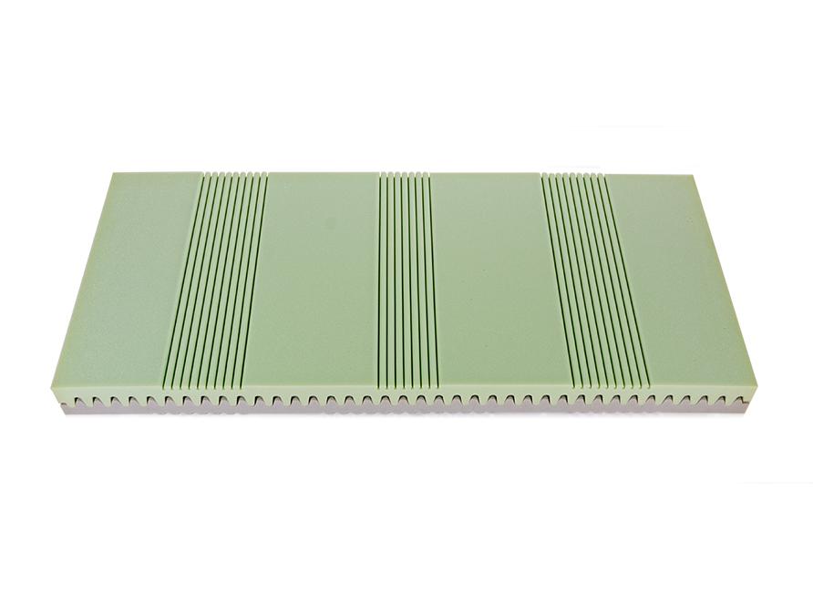 HG Style Pěnová matrace Miriam visco 180x200 cm