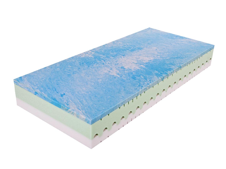 HG Style Pěnová matrace Vanesa Cellflex 85x195 cm
