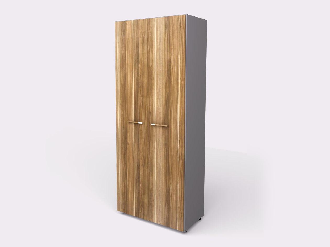 Lenza Policová skříň Wels s dveřmi 196,5 cm