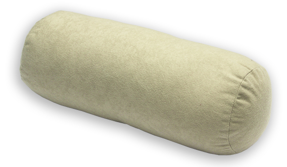 Natalia Relaxační polštář - válec béžový 44x15 cm