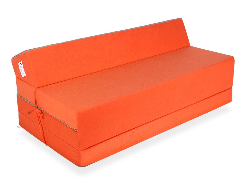 Natalia Rozkládací pohovka oranžová