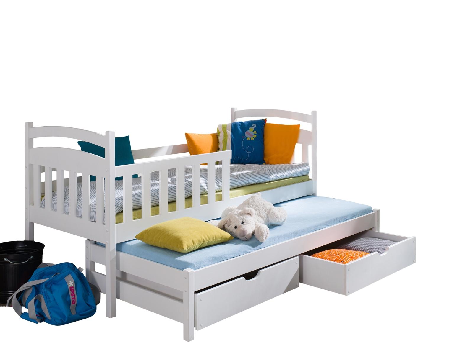 Lano Meble Rozkládací postel Doblo s úložným prostorem