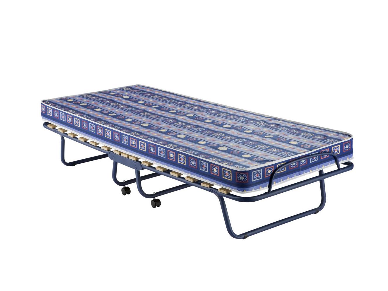 Veraflex Skládací postel Como - antracit